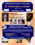 2008 Convention Flyer