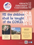 2015 Convention Flyer